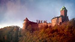 알자스 오 퀘니스부르그 성