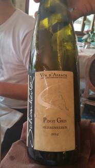 알자스 와인
