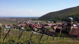 와인가도의 마을