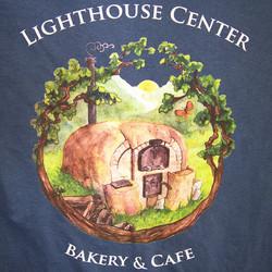 Lighthouse Center Bakery Screen Prin