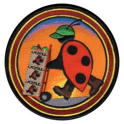 Organically Grown Ladybug Patch