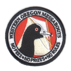 W Oregon Messabout