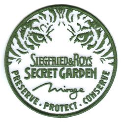 Siegfried Roy Secret Garden
