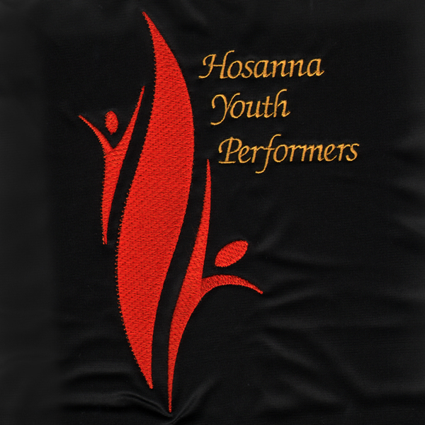 Hosanna Youth Performers Embroidery
