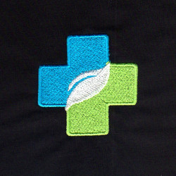 Medical embroidery