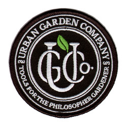 Urban Garden Company Embroidered Pat