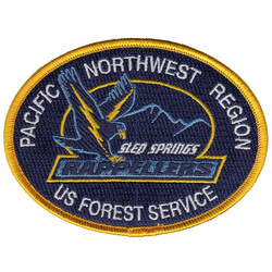 US Forest Service Patch Embroidery