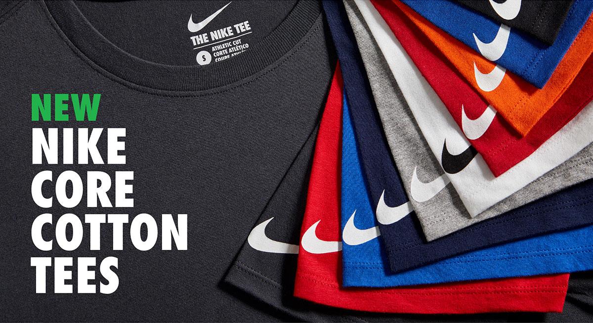 NikeCoreCotton