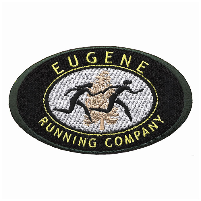 Eugene Running Company Patch Embroid