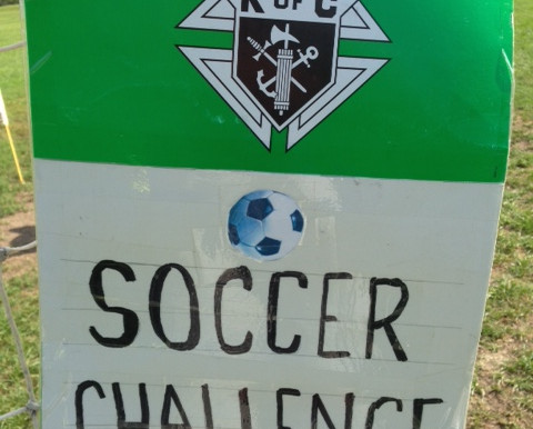 St. Francis Knights Host Soccer Challenge