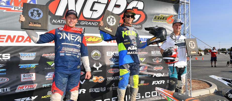 NGPC ROUND 6 PRIMM, NV RACE REPORT