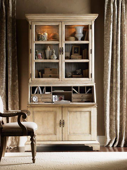 Lexington Bay Twilight Series Hutch & Secretary Desk