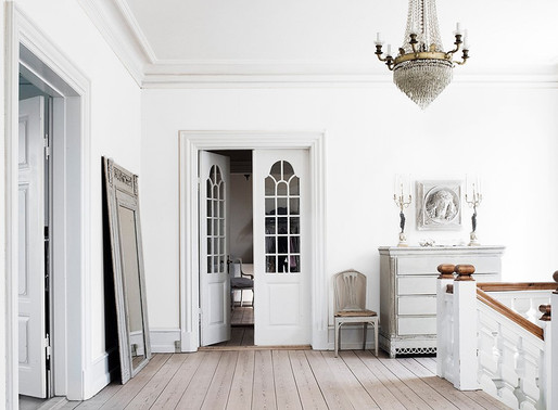 If I Paint My Walls White, What do I Paint the Trim and Ceiling!?