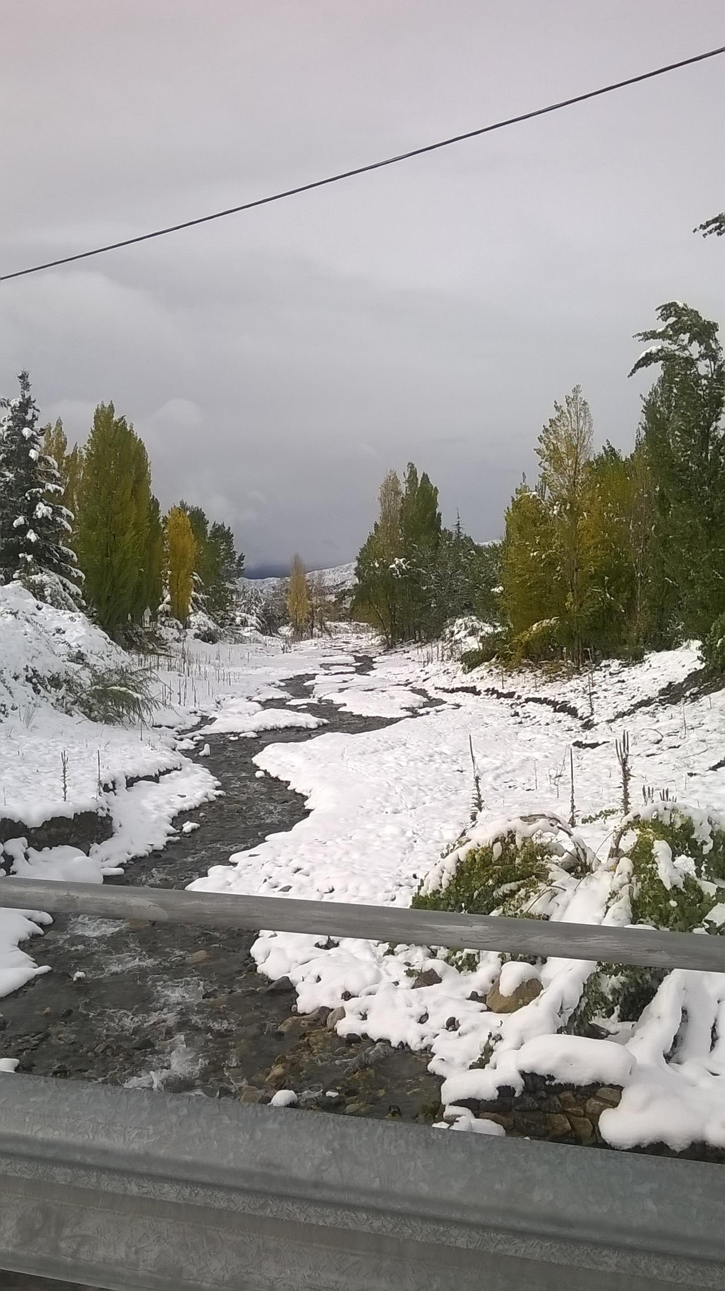 Arroyo Las Mulas.