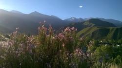 vistas desde cerros cercanos