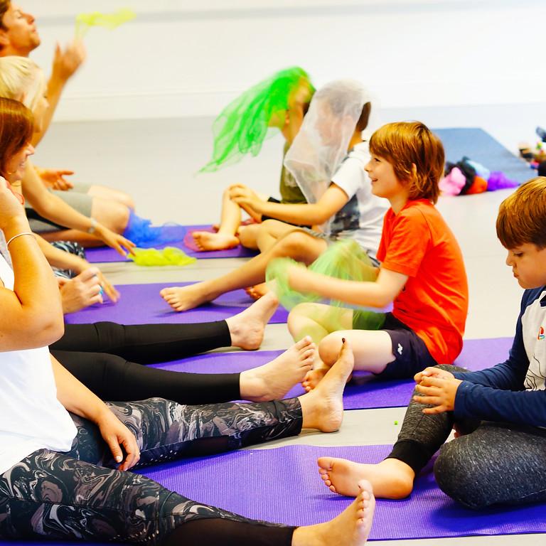 Family Yoga Online