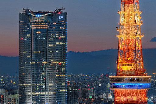 Best Place To Photograph Tokyo Tower