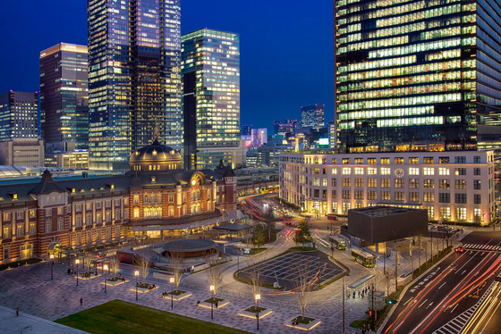 Three Great, Free Spots To Photograph Tokyo Station At Night