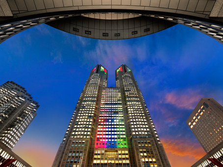 Tokyo Metropolitan Government Building, The Best Place To Photograph The Bright Lights Of Shinjuku