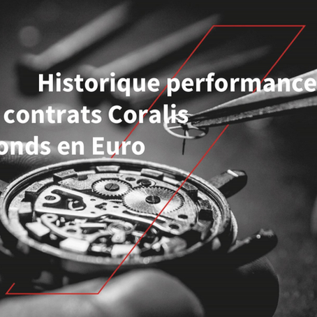 Historique des Performances Fonds en Euros Coralis AXA