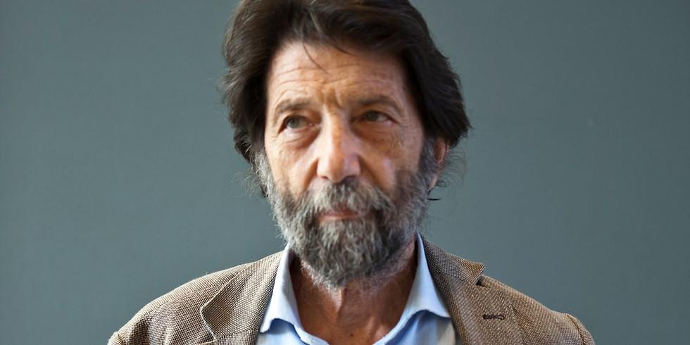"""Massimo Cacciari presenta """"Il lavoro dello spirito"""""""