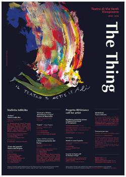 Il Teatro ti mette le ali: Stagione Adulti 2018/19
