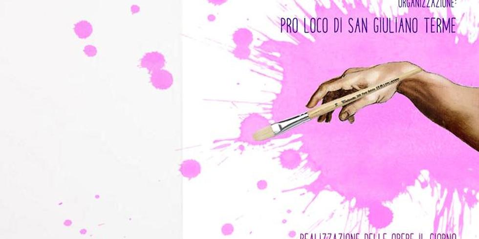 Concorso di pittura San Giuliano Terme Arte 2020