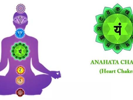 Анахата - сердечная чакра