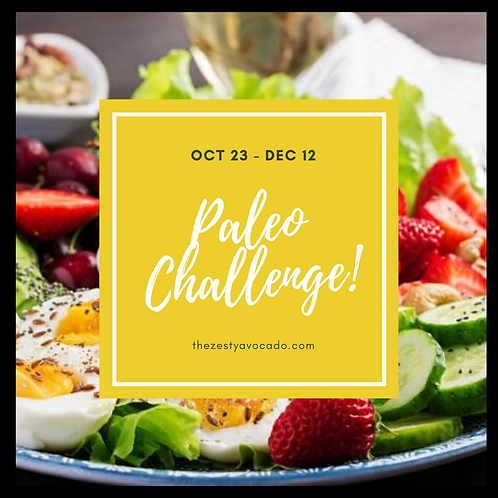 Online Paleo Challenge