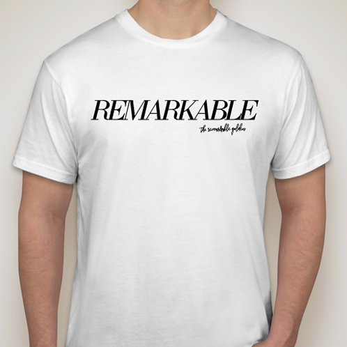 Remarkable Tee