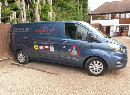 Locksmith based in Woking