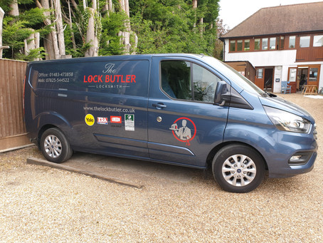 Locksmith based in Woking