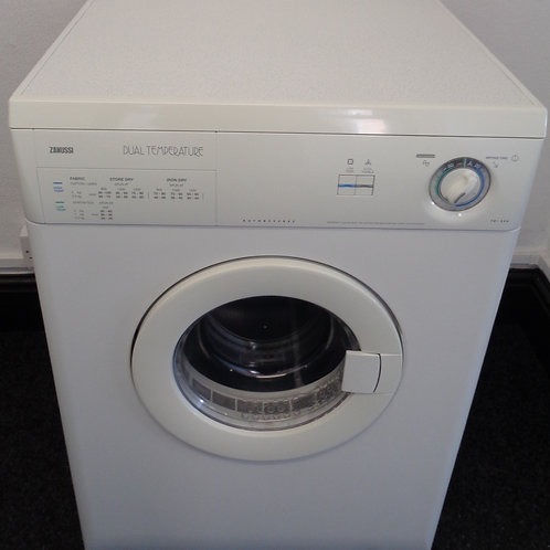 ZANUSSI USED 5KG VENTED TUMBLE DRYER