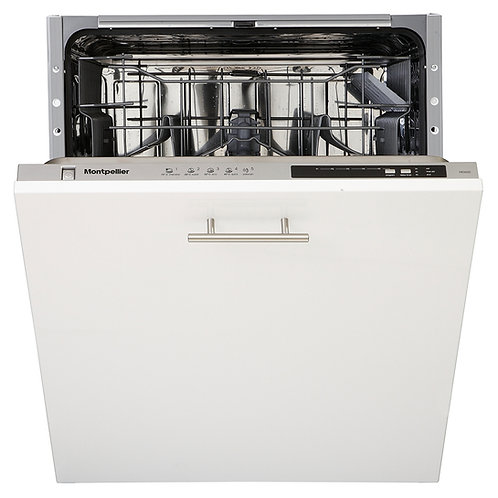 MONTPELLIER NEW FULL SIZE BUILT-IN DISHWASHER