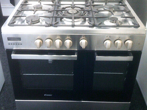 CANDY DUAL FUEL RANGE COOKER