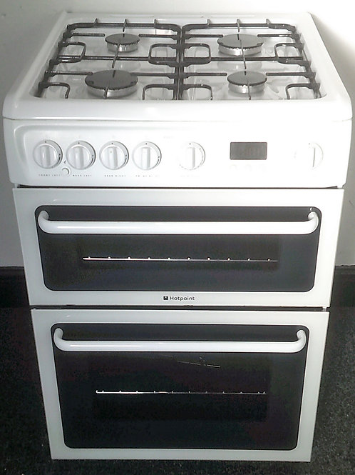 HOTPOINT USED 60CM GAS COOKER