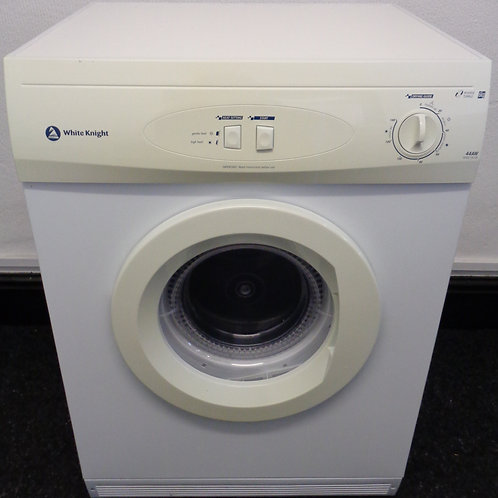 WHITE KNIGHT USED 6KG VENTED TUMBLE DRYER