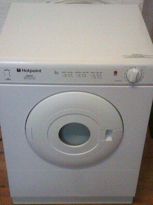 HOTPOINT COMPACT VENTED TUMBLE DRYER
