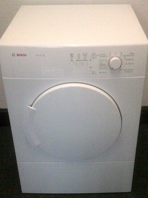 BOSCH USED 6KG VENTED TUMBLE DRYER
