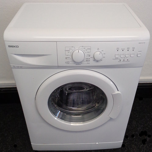 BEKO USED 6KG SLIM DEPTH WASHING MACHINE