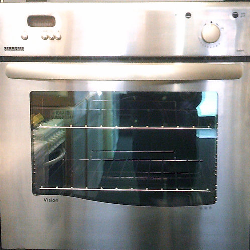 USED GAS BUILT-IN SINGLE OVEN