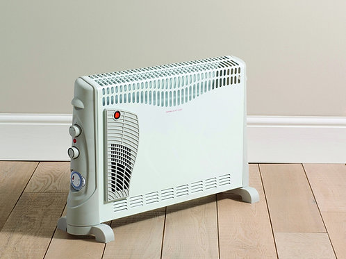 DAEWOO NEW 2000W TURBO CONVECTOR HEATER WITH TIMER
