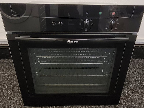NEFF ELECTRIC BUILT-IN SINGLE OVEN