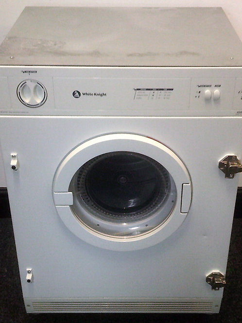 USED BUILT-IN VENTED TUMBLE DRYER