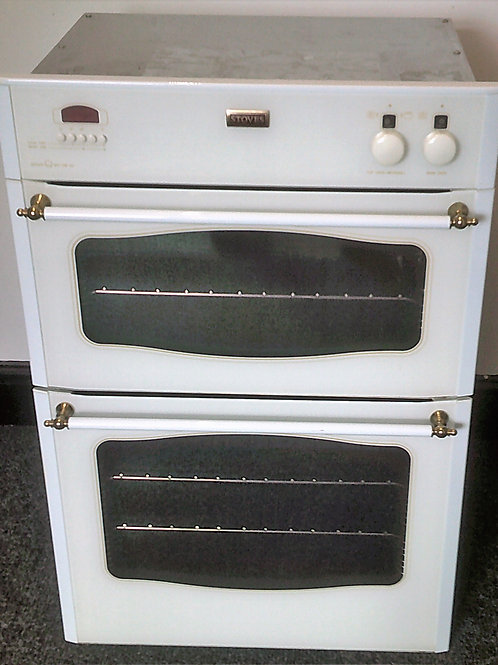STOVES USED ELECTRIC BUILT-IN DOUBLE OVEN