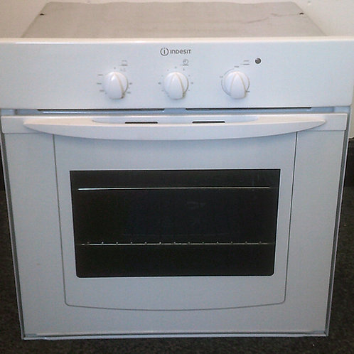 INDESIT USED ELECTRIC BUILT-IN SINGLE OVEN