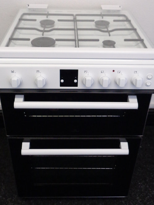NEW WORLD USED 60CM GAS COOKER