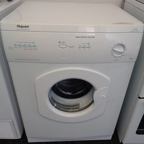HOTPOINT USED 6KG VENTED TUMBLE DRYER