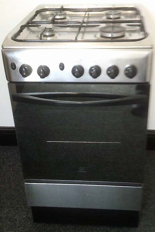 INDESIT USED 50CM GAS COOKER