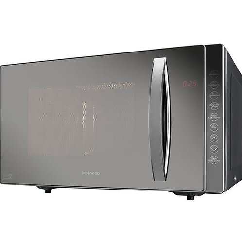 KENWOOD SILVER COMBI MICROWAVE / GRILL / OVEN